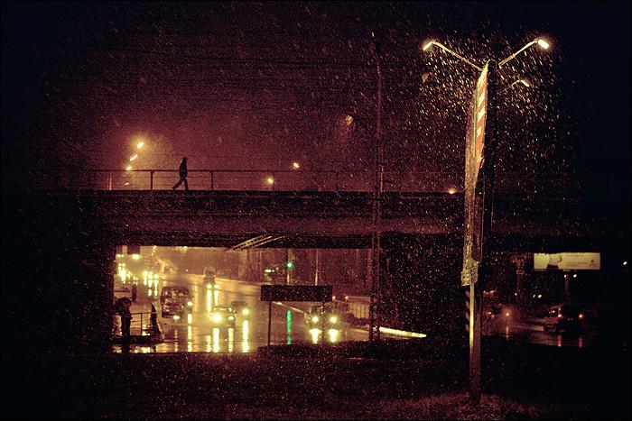 Rain, snow, wind by Eredel