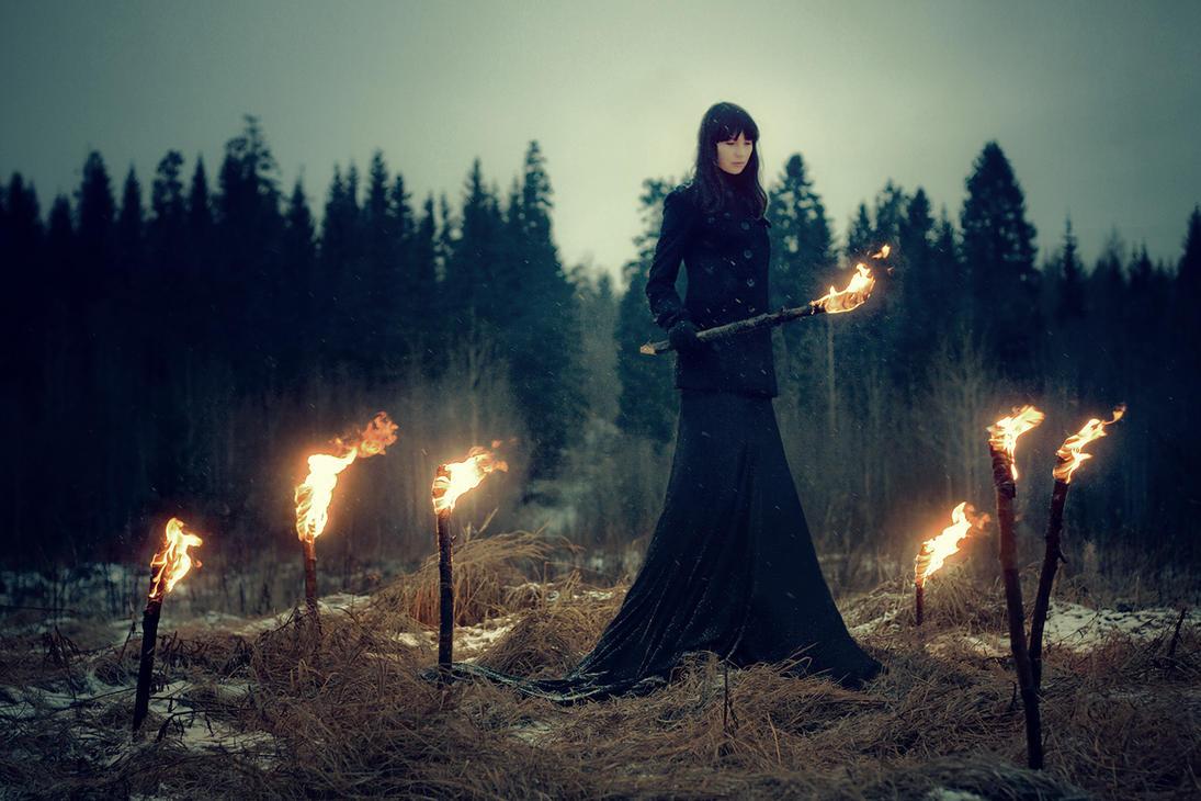 Burn My Shadow by Eredel