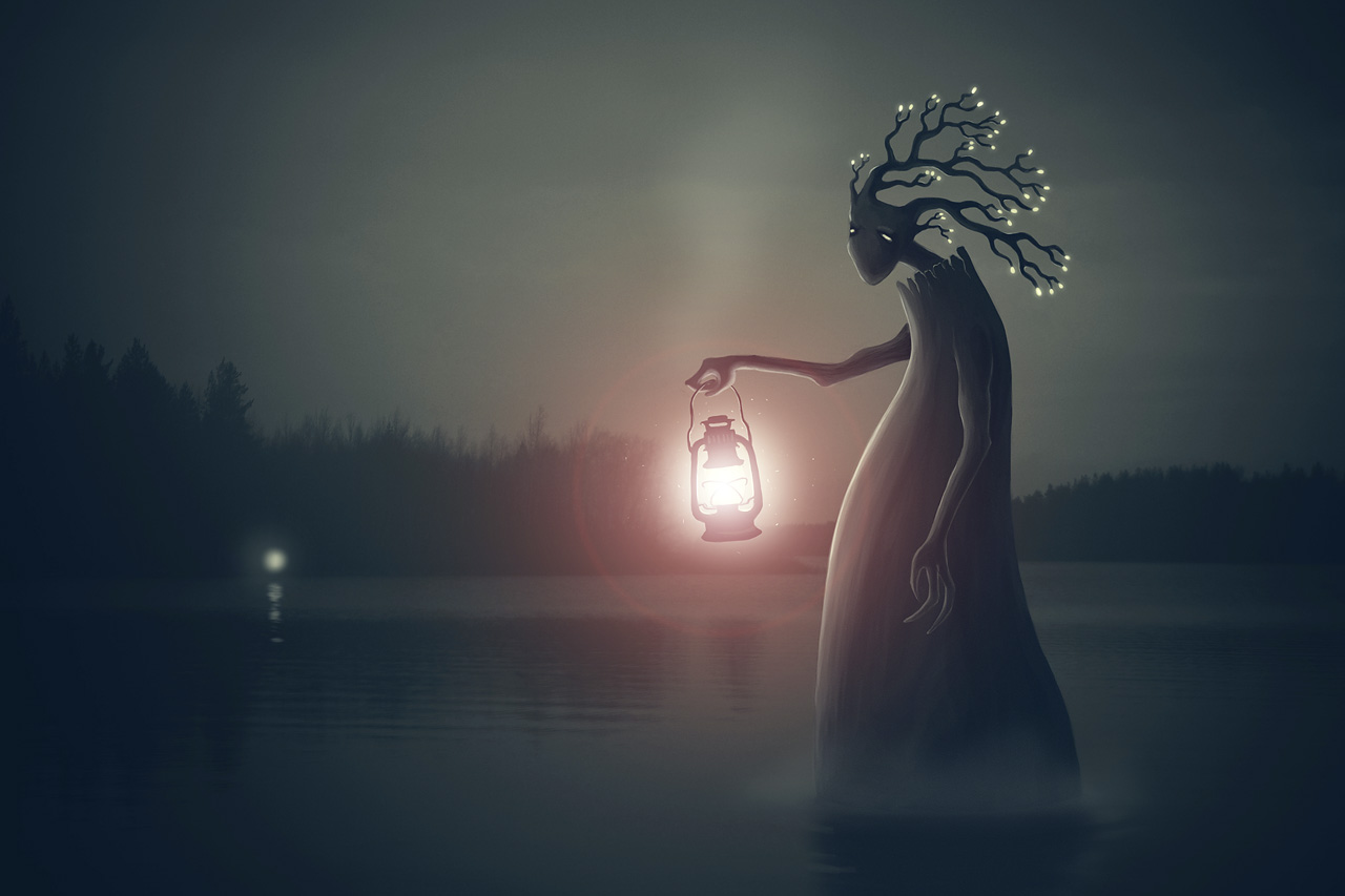 The Light >> Follow The Light By Eredel On Deviantart