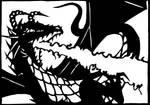 flying breathing dragon