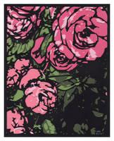 Peach Roses Sm by rschuch