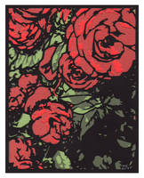 Red Roses Sm by rschuch