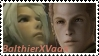Balthier X Vaan Stamp by ElegantCandyCat