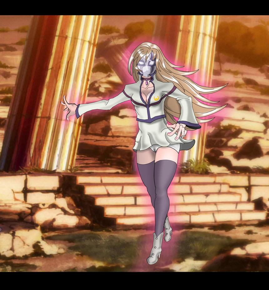 Yuna - Saint Seiya Omega by MaiaHentai