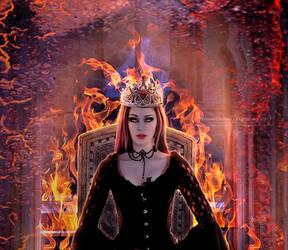 Fire and Strength by TatianaSSabino