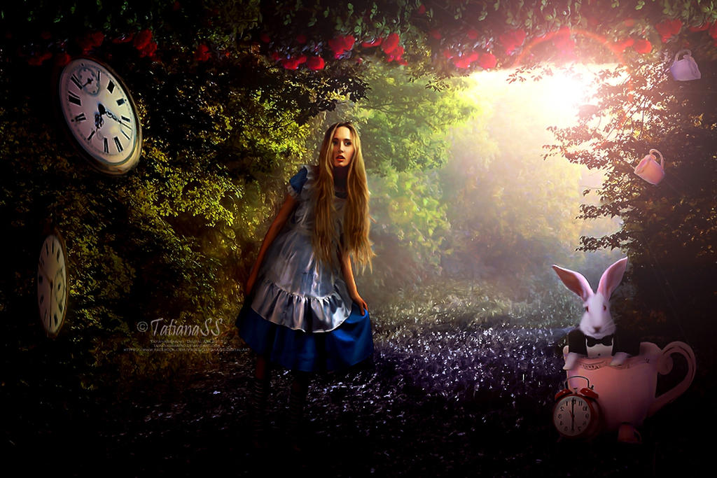 Lost in my world by TatianaSSabino