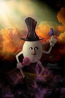Humpty Dumpty with your lollipop by TatianaSSabino