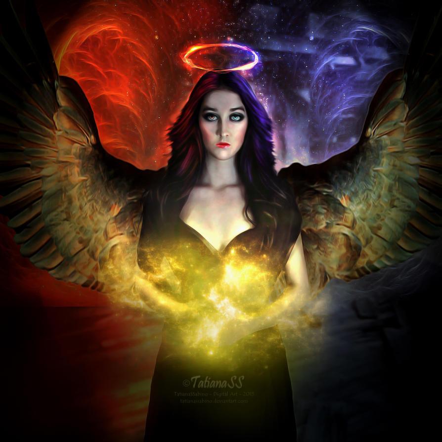 Duality of light by TatianaSSabino