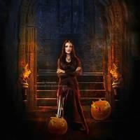 The Priestess by TatianaSSabino