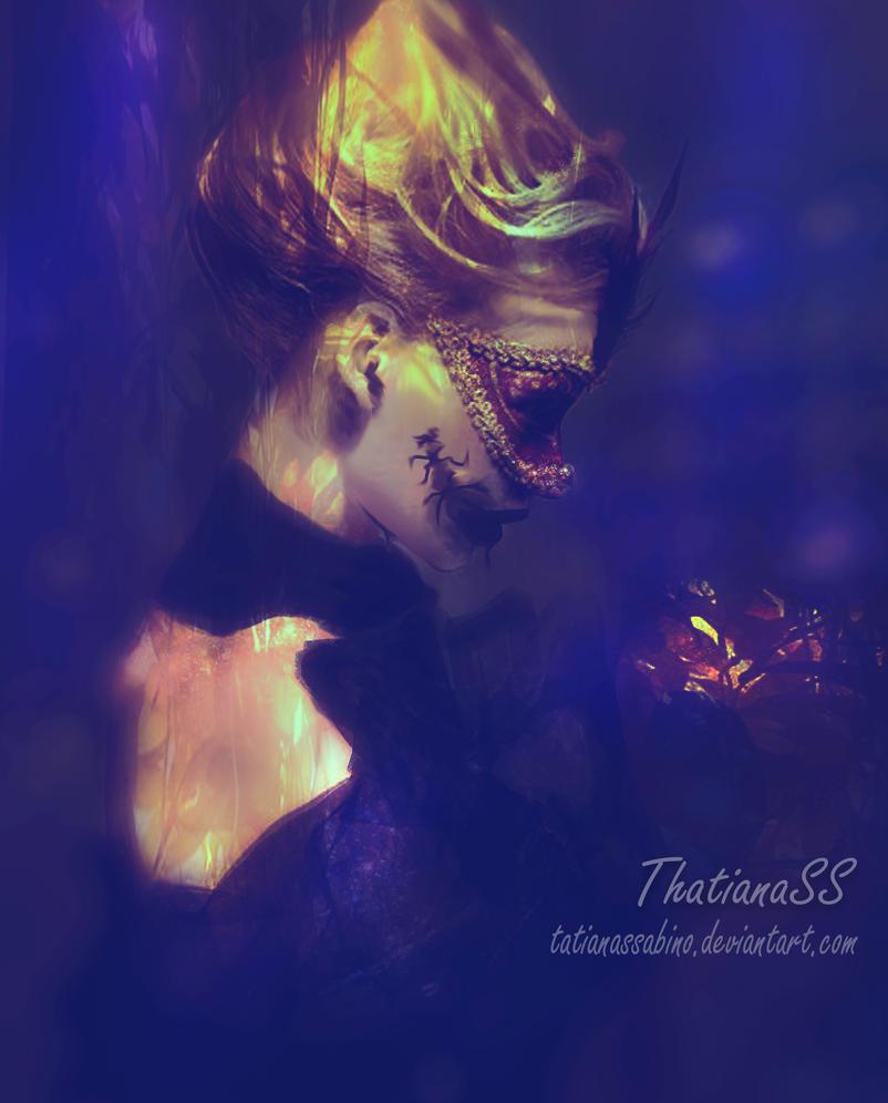 The hidden by TatianaSSabino