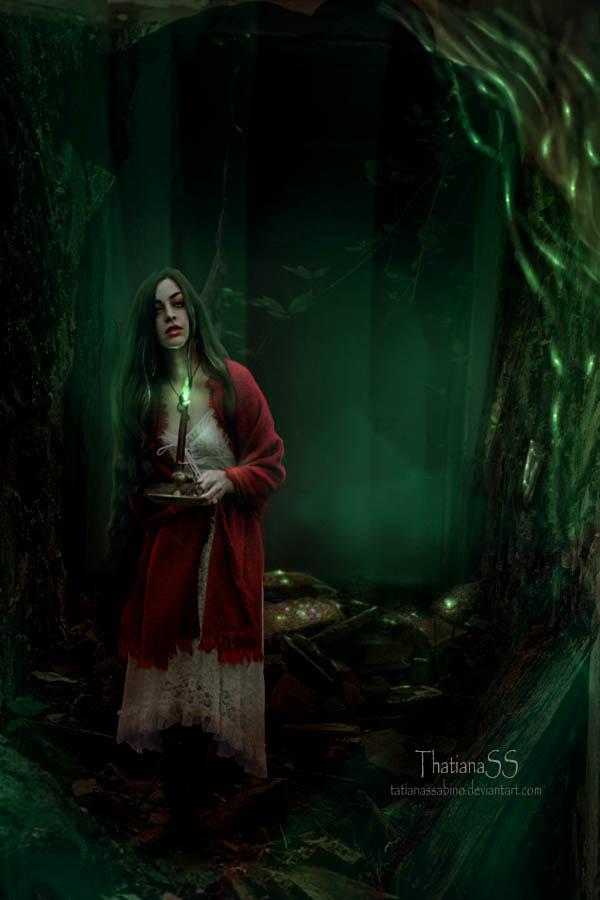 Secret emerald by TatianaSSabino