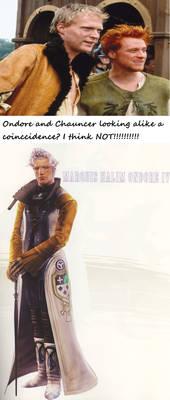 Ondore and Chauncer