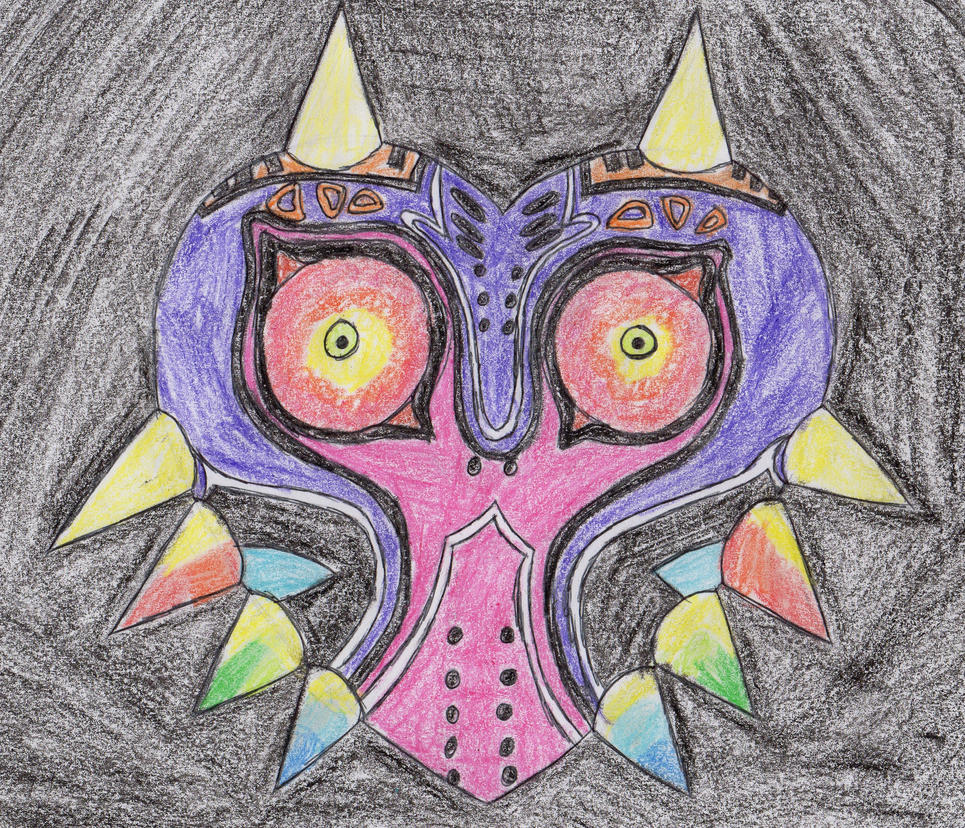 Majora's Mask. by Dklover101295