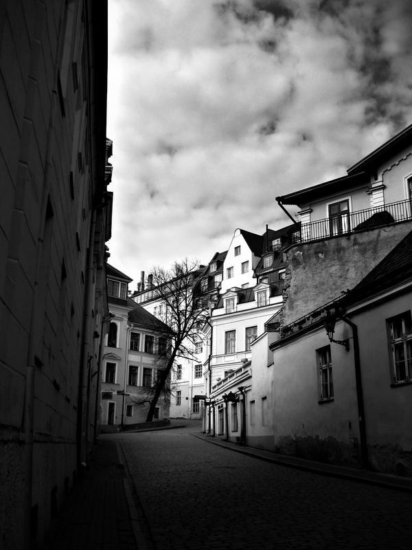 Tallinn by MadRed