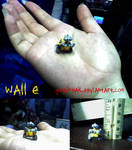 Wall-E Mini Figurine