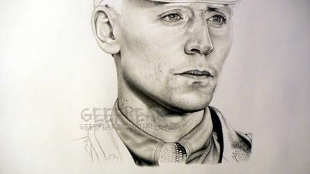 Tom Hiddleston: Capt. N. by GeeFreak