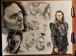 Loki: Sketch Sheet