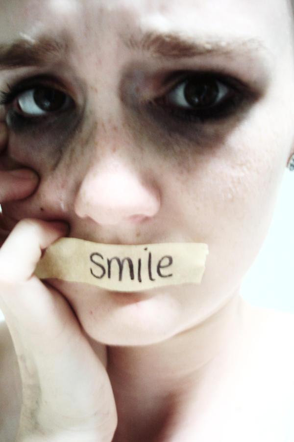 fake.smile by 9ot-L0v3 on deviantART