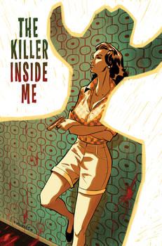 Jim Thompson's The Killer Inside Me #2 Cover