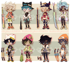 set price adopts - [ closed ] by ButterflyBandit