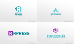 rpress alternative logotype