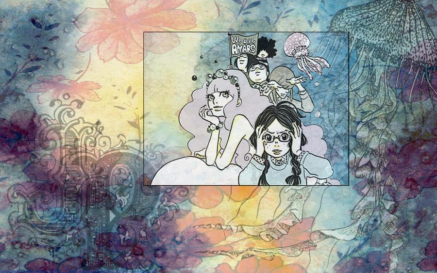 wp25- jellyfish princess by rikuchaan on DeviantArt