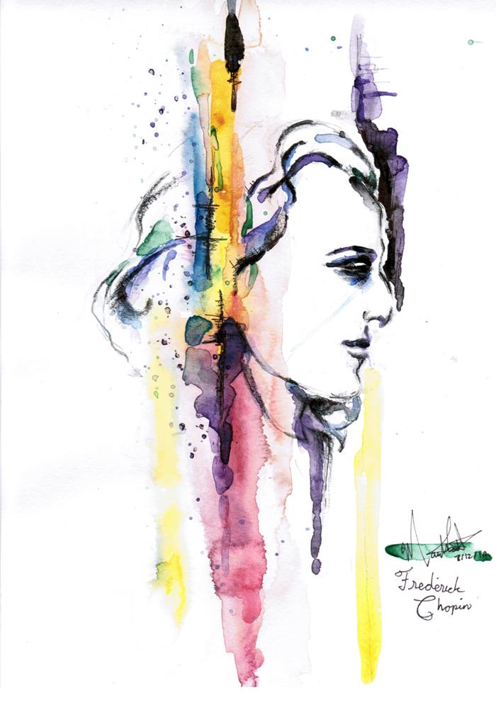 FREDERIC CHOPIN. by eleganze