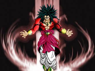 Broly Super Saiyan 4