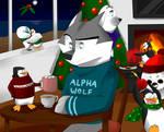 Merry Christmas Penguins of Madagascar!