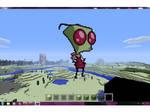 Zim in Minecraft