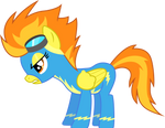 Angry Spitfire