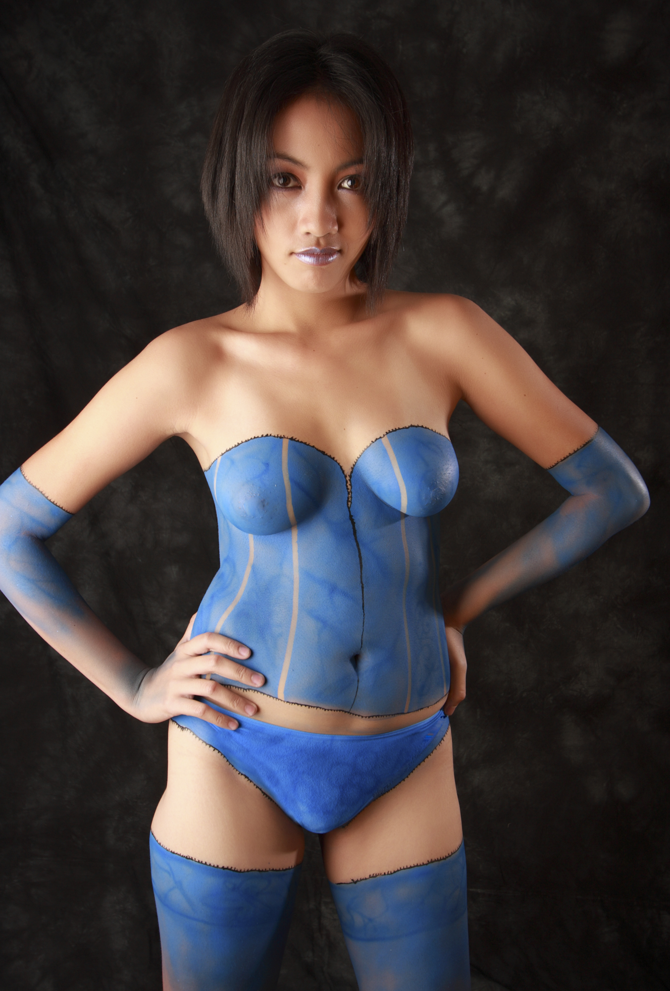 Erotic body art images