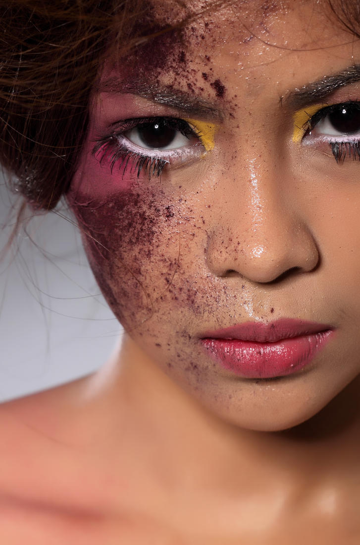 Chamie Makeup2 by olivertam