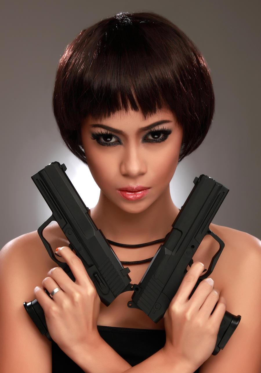 Chamie Gun by olivertam