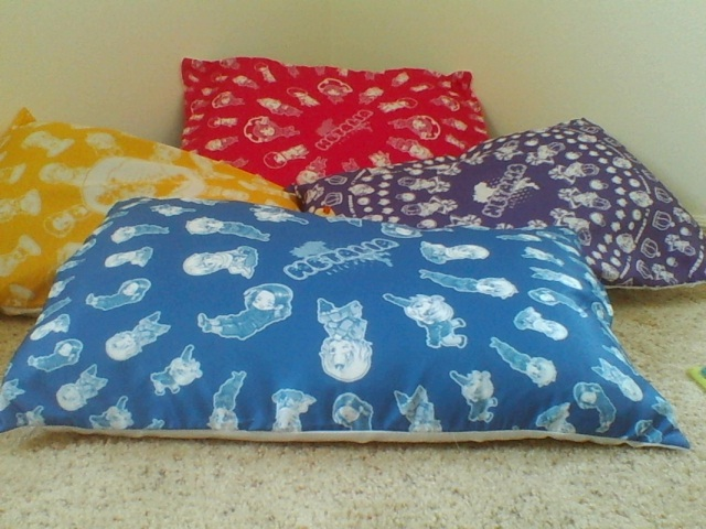MY HETALIA PILLOWCASES... by oEnvy