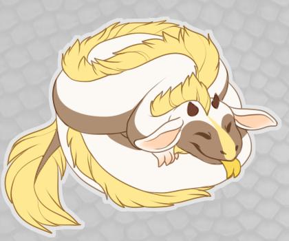 Sleepy Dragon by furspooks