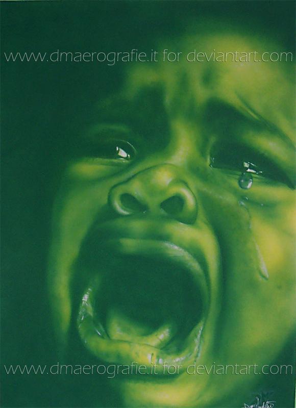 green hope by DMaerografie