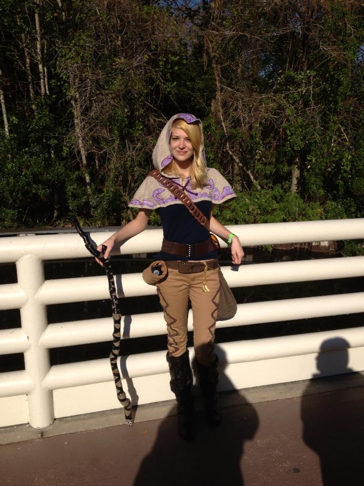 Spellthief lux cosplay by meepy-sheepy
