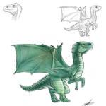 Concept Art - Dragon 1