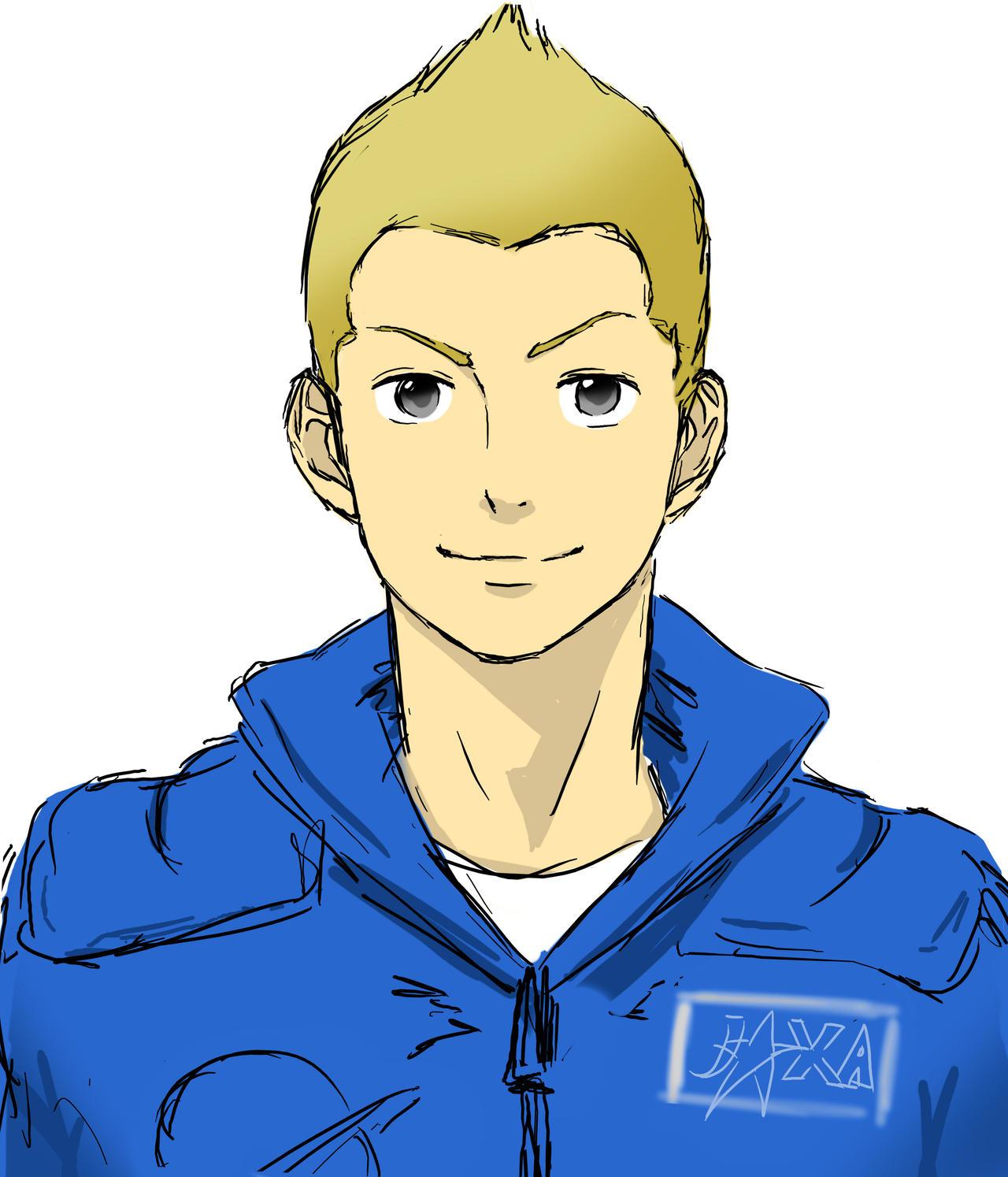 Nanba Hibito: An Astronaut by mat088