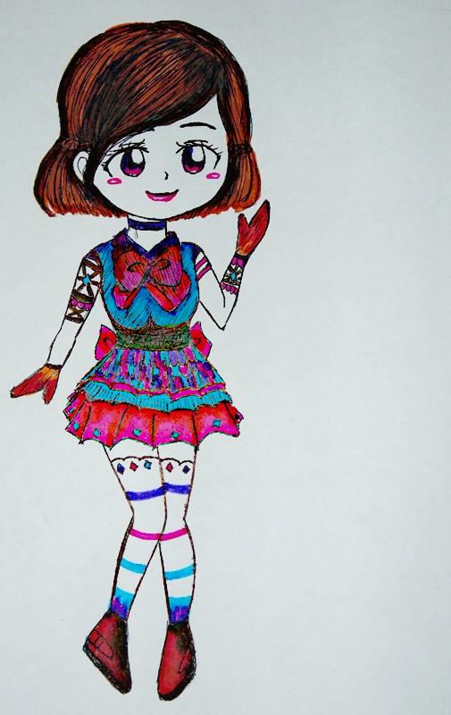 Random draw 13 by Deaaanbl