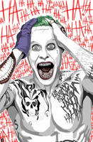 Leto Joker by RaggedyManArt