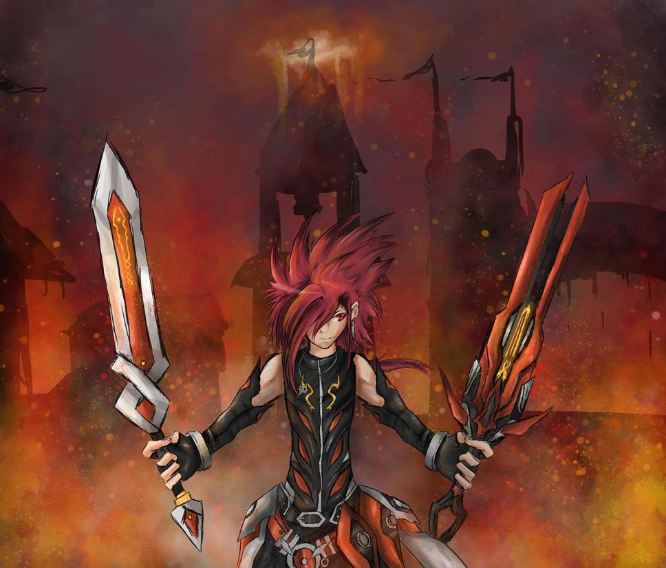 Infinity Sword by ekan...