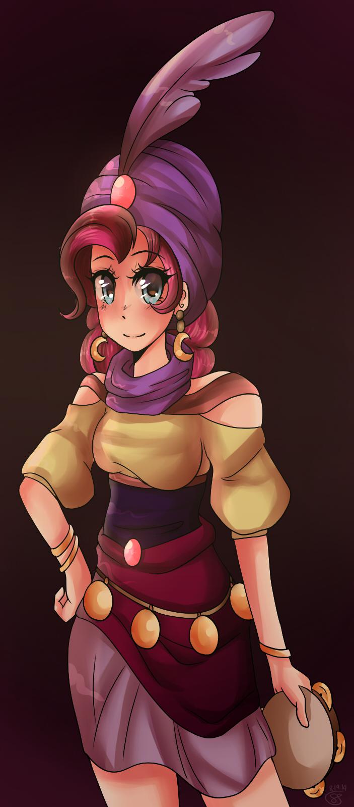 Gypsy Pinkie Pie