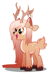 Deer Pony