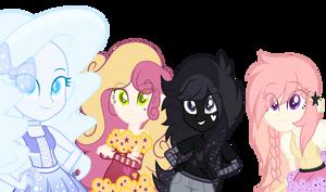 Random OC's as Equestria Girls