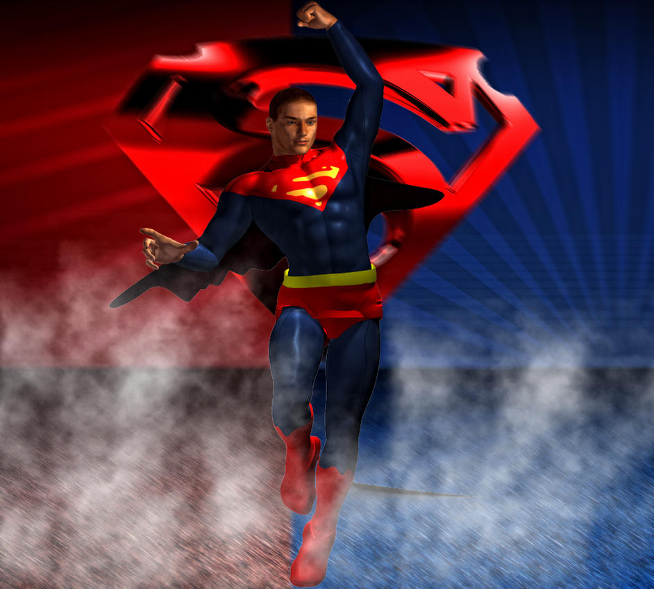 Superman by hiram67
