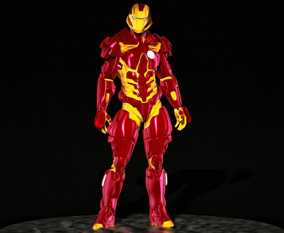 IronMan Collection by hiram67