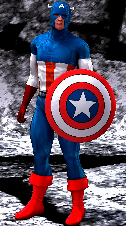 Cap America Classic by hiram67