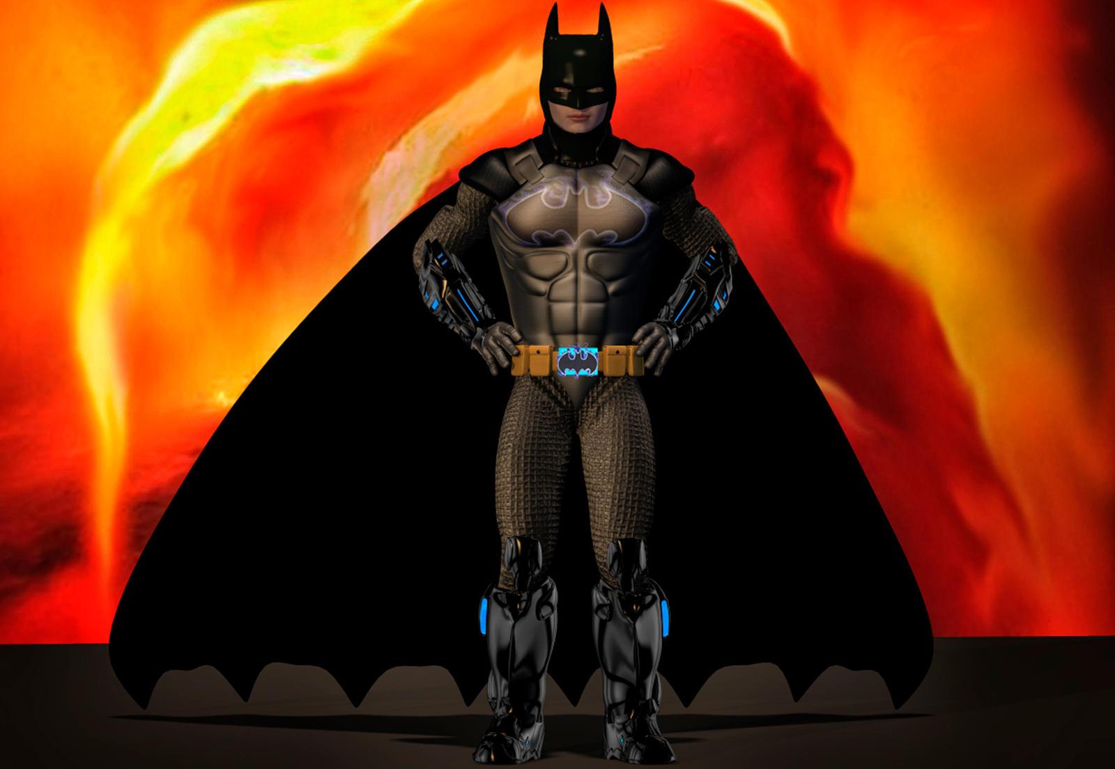 Batman 2012 by hiram67